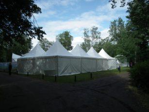 Классические шатры