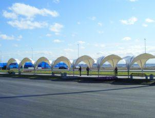 Арочный шатер 5х5м