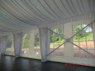 Декор шатра