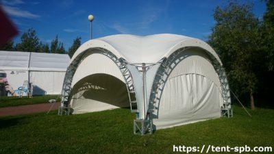 Арочный шатер 6х6м